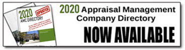 appraisal management companies